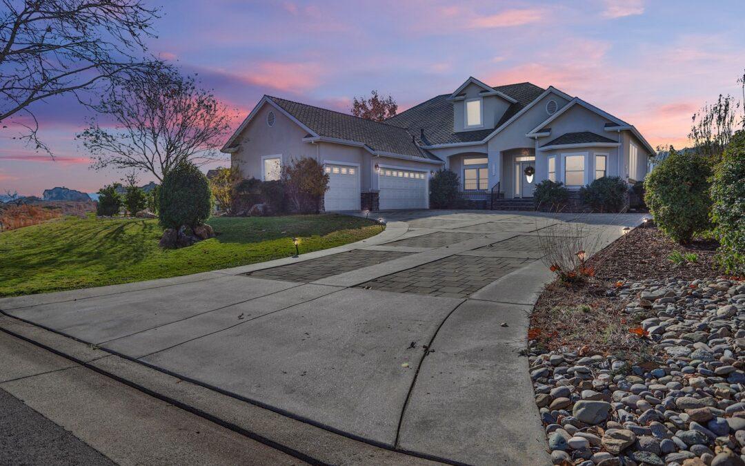 A beautiful home for sale in Copperopolis, California