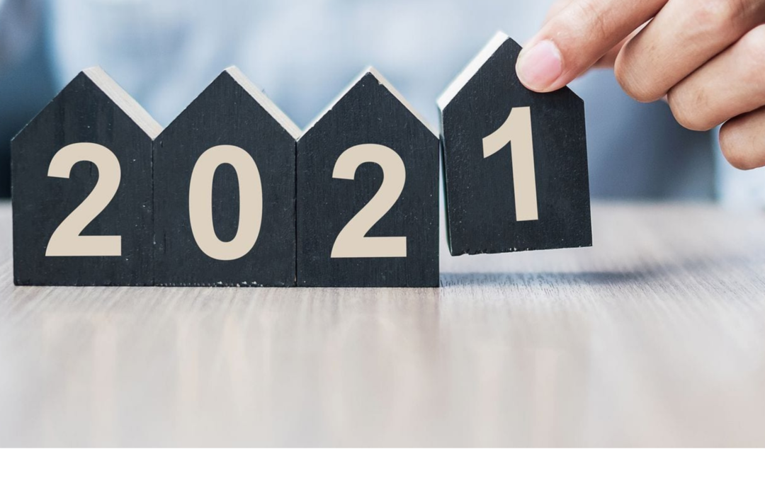 Why do Experts Predict 2021 will be the year for Homebuyers?