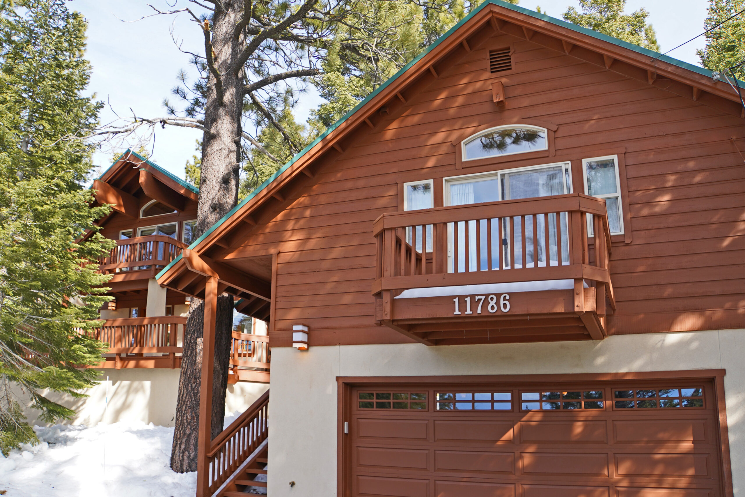 Up close home for sale in Truckee CA