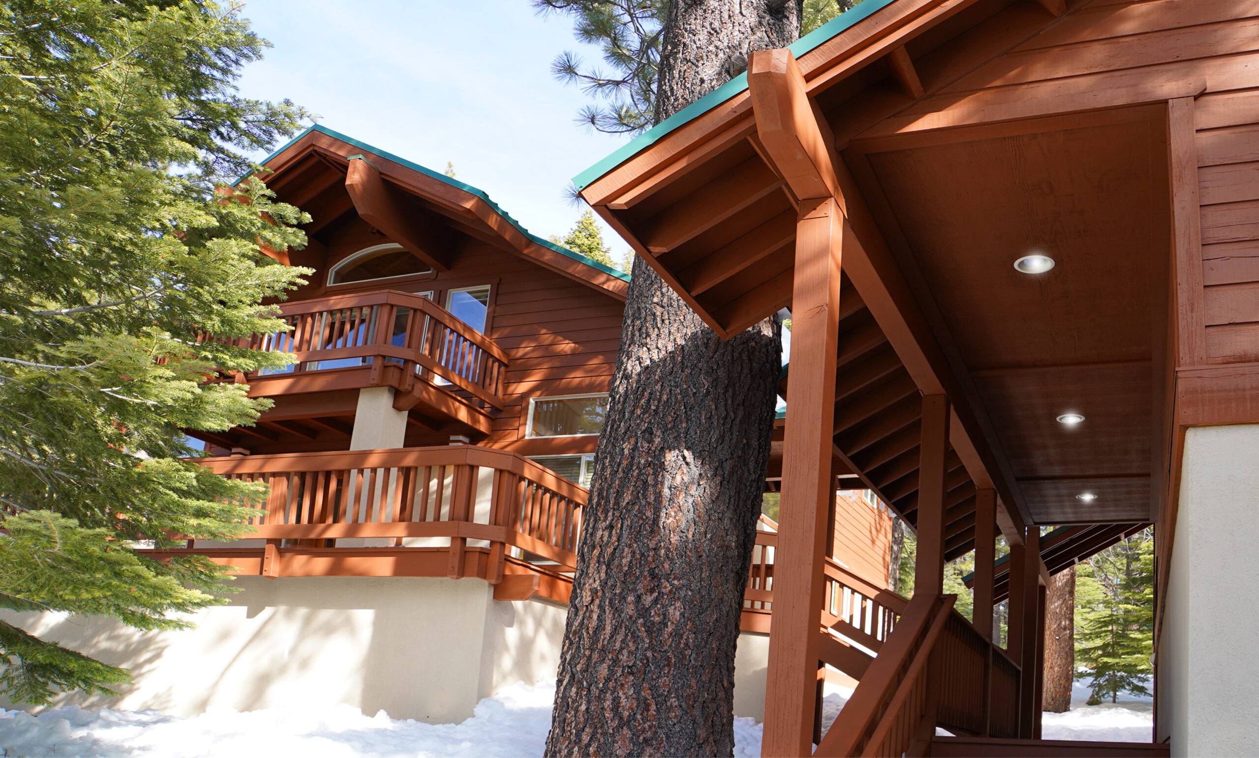 Street view of a home for sale in Truckee, CA